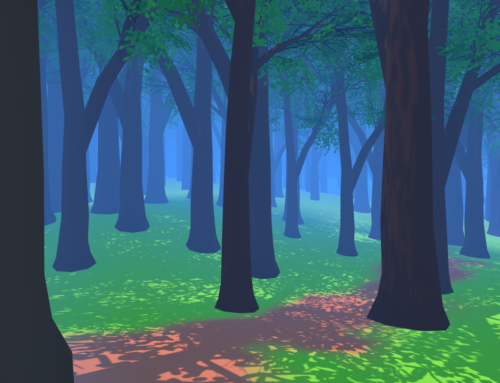 Our Foliage System for Unity