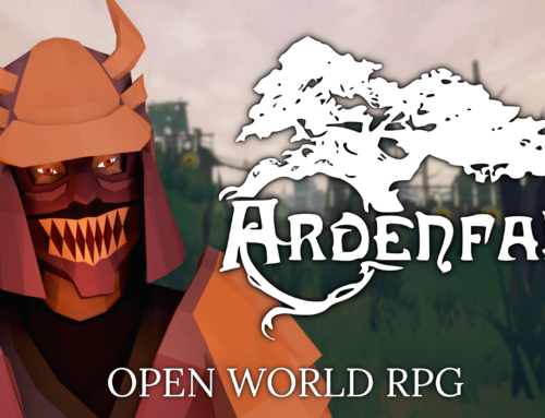Devlog Video #1: Introduction to our Open World RPG!