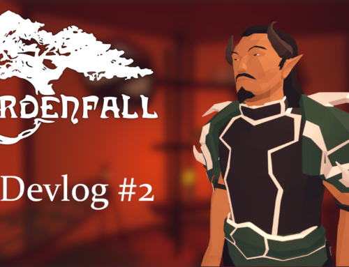 Devlog Video #2: A Growing World!